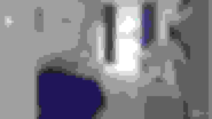 Living room by MJ Intérieurs