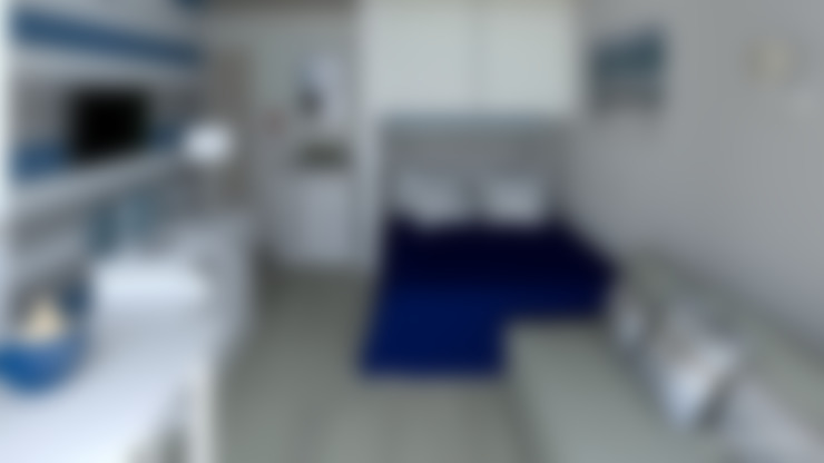 Спальни в . Автор – MJ Intérieurs