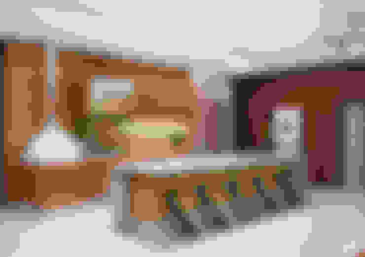 廚房 by Lozí - Projeto e Obra
