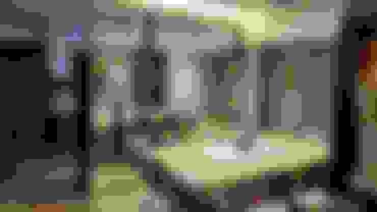 dining:  Dining room by NCA  naresh chandwani & associates