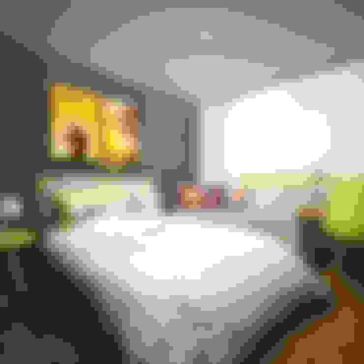 Habitaciones infantiles de estilo  por Kuro Design Studio