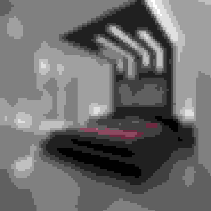 ARCHMY Mimarlık – Karataş Asansör A-Ö Evi:  tarz Yatak Odası