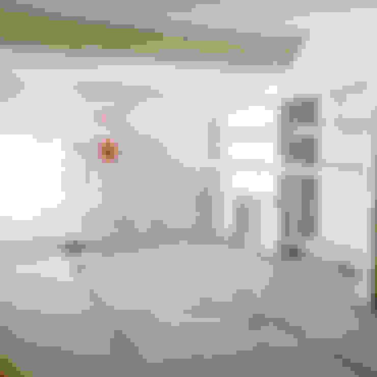 غرفة المعيشة تنفيذ  Rita Salgueiro - Full Ideas