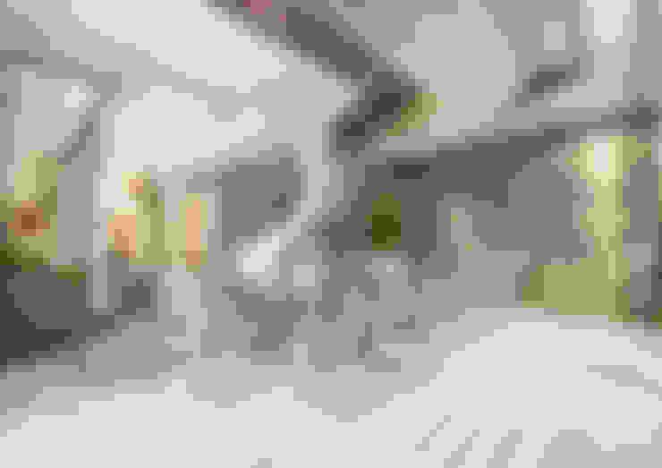 غرفة السفرة تنفيذ Aum Architects