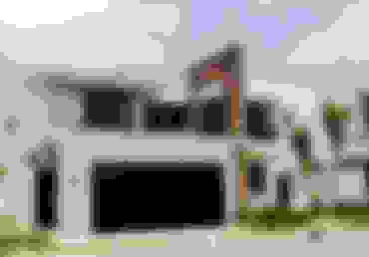 Casas de estilo  por ARKOT arquitectura + construcción