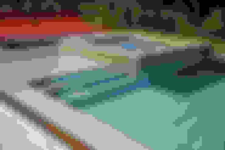 مسبح تنفيذ Surpool - Diseño de Espacios de Agua