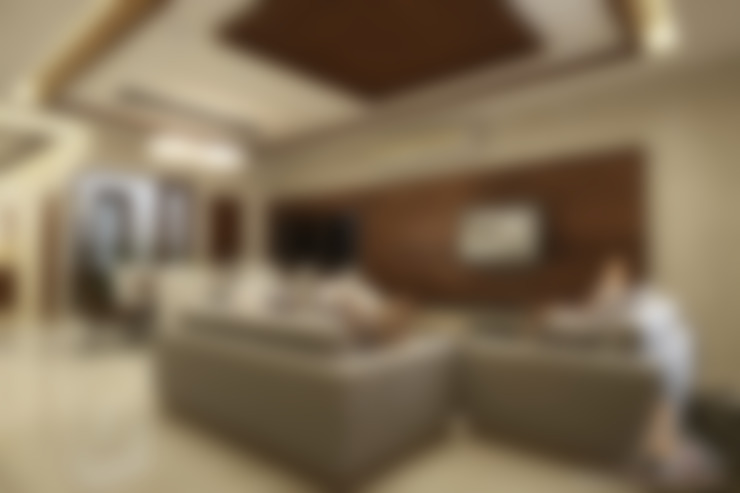 hospital:  Living room by A Mans Creation