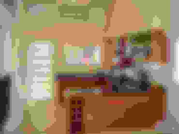 مطبخ تنفيذ Somos Arquitectura