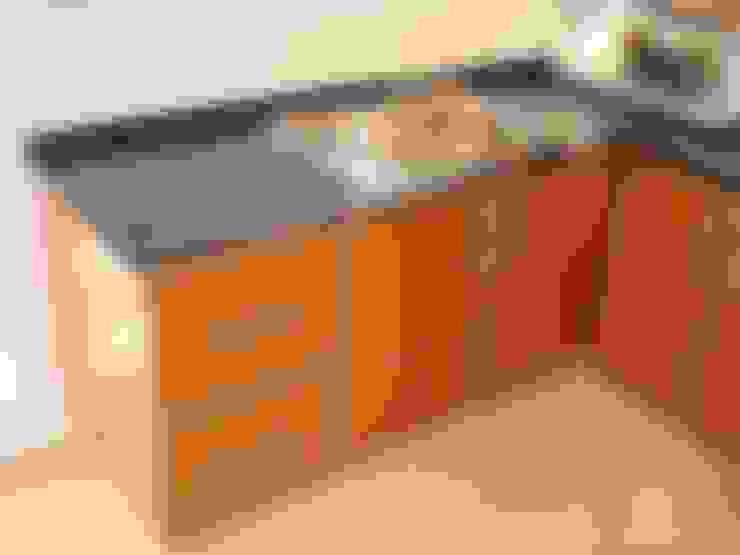 Nhà bếp by Somos Arquitectura