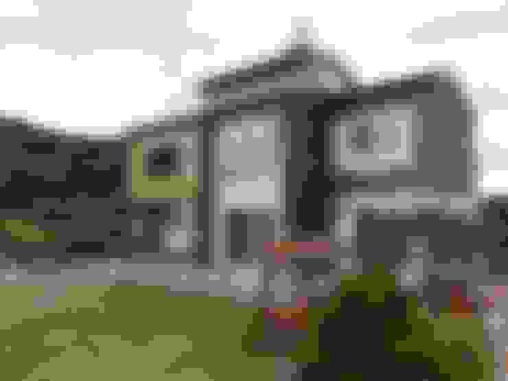 房子 by Timber house