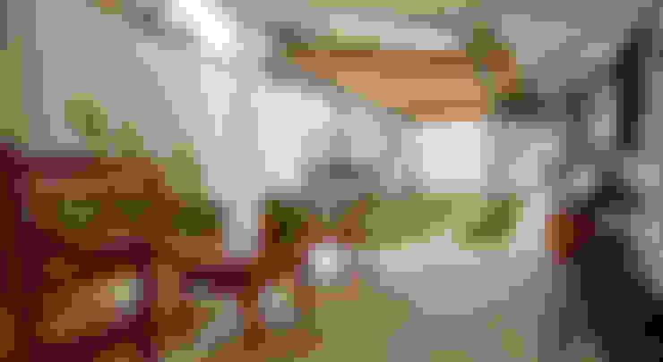 Reforma Residência: Terraços  por CARDOSO CHOUZA ARQUITETOS