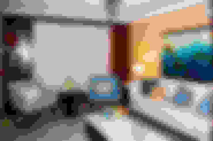 غرفة المعيشة تنفيذ Spazio3Design