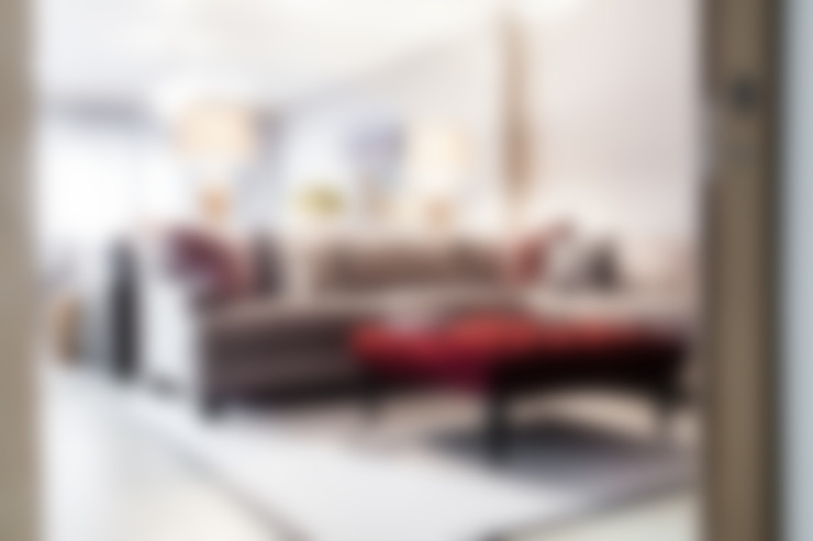 Living room by Lauren Gilberthorpe Interiors