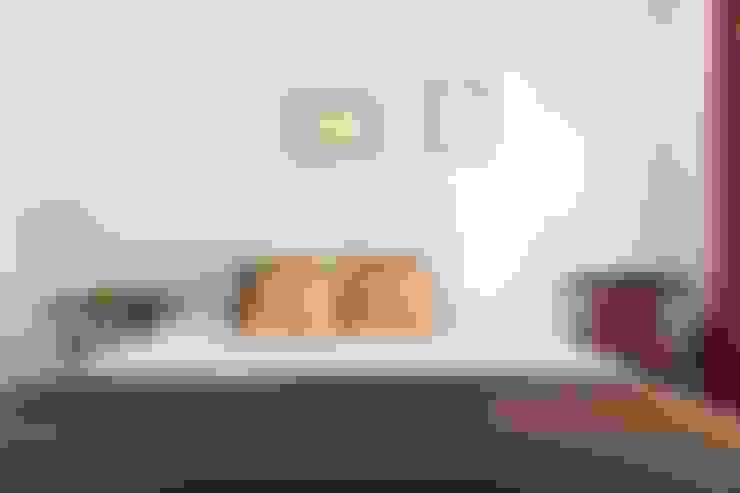 Projekty,  Sypialnia zaprojektowane przez Become a Home