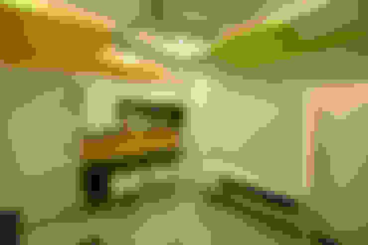 kid's room:  Nursery/kid's room by iSTUDIO Architecture