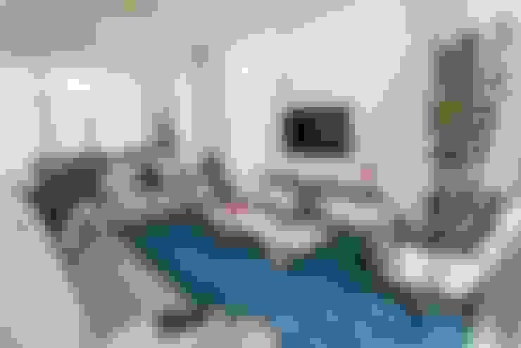 Salas de estar  por Bernacki Arquitetura