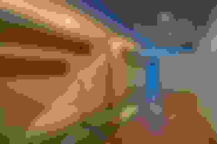 藤原・室 建築設計事務所의  침실