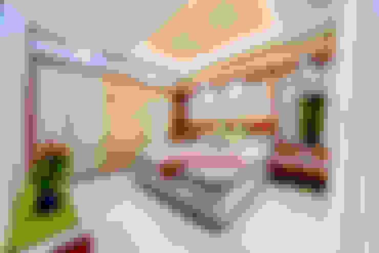 Chambre de style  par Saar Interior Design