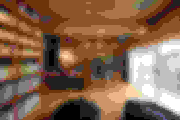 Salon de style  par nuリノベーション
