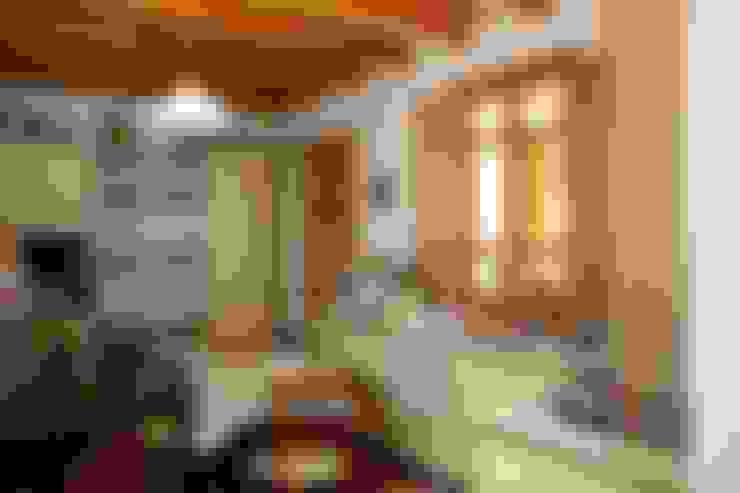 مطبخ تنفيذ Studio di Architettura Ortu Pillola e Associati