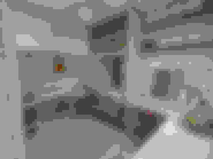 Vestidores y placares de estilo  por Studio M Arquitetura