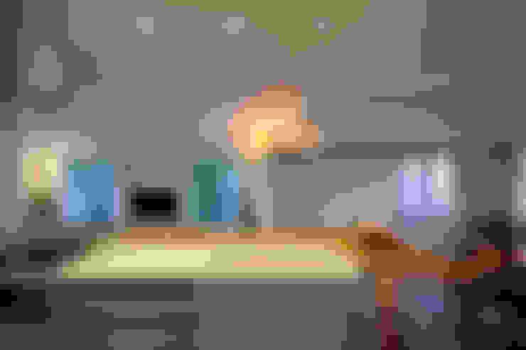 Kitchen by 向山建築設計事務所