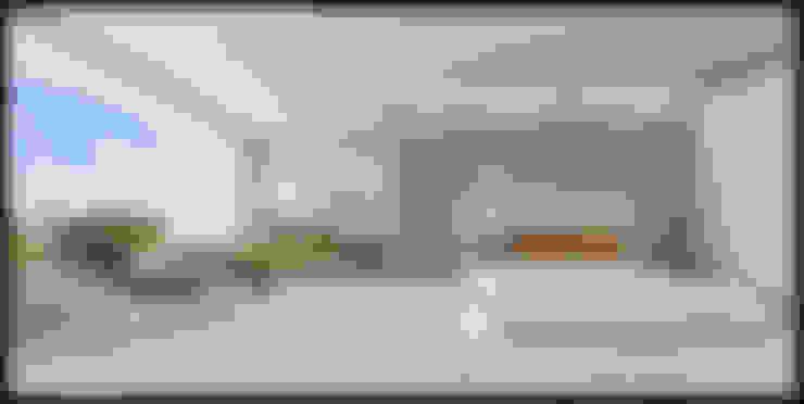 Casa Nordelta : Dormitorios de estilo  por LIMMIT