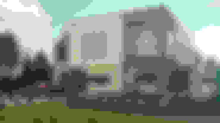 uA22: styl , w kategorii Domy zaprojektowany przez uArchitekta