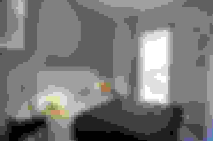 Bedroom by ARTEMA  PRACOWANIA ARCHITEKTURY  WNĘTRZ