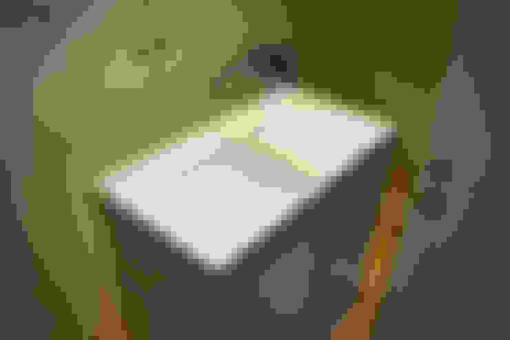 Banheiros  por PFS-arquitectura