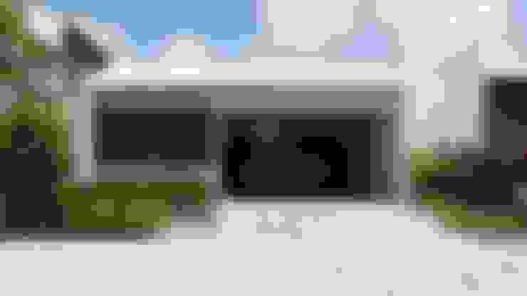 منازل تنفيذ Coletivo de Arquitetos