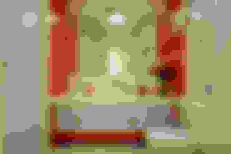 حمام تنفيذ Aum Architects