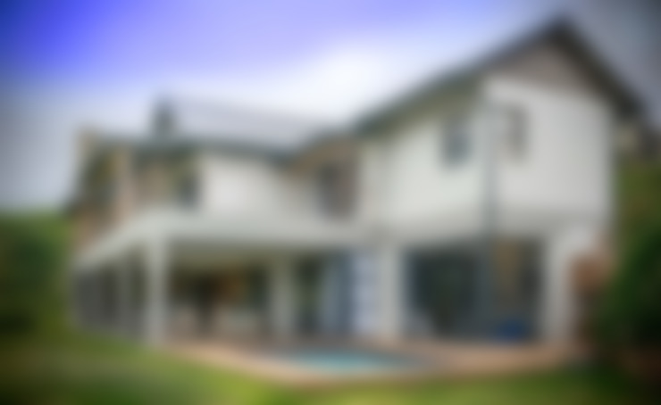 Terrazza in stile  di CA Architects