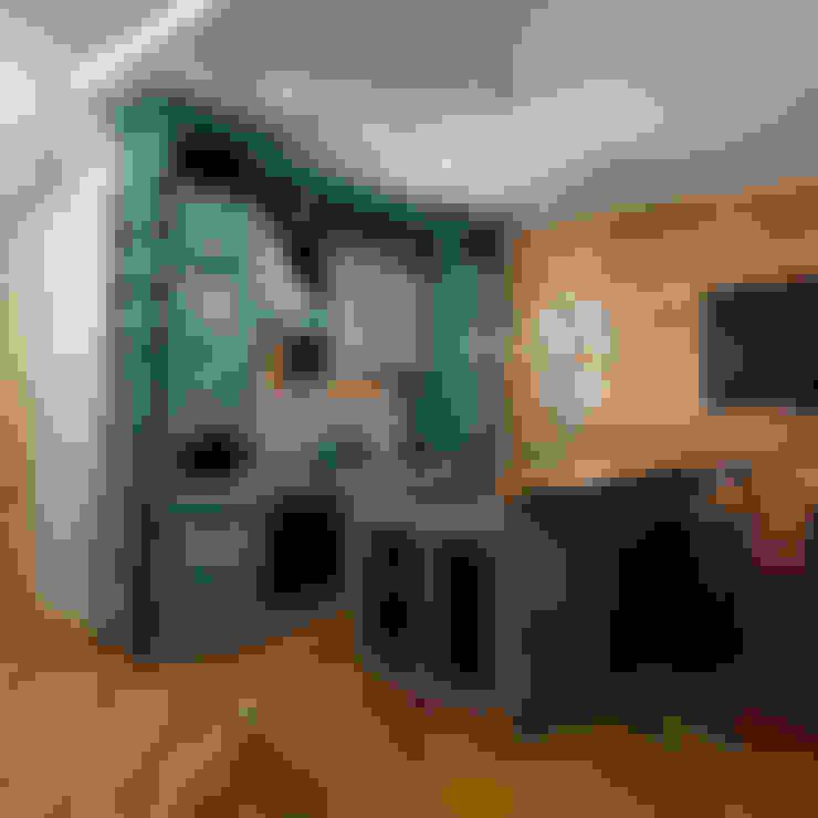 Cocinas de estilo  por ЙОХ architects