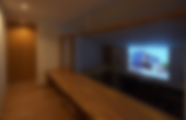 Study/office by かんばら設計室