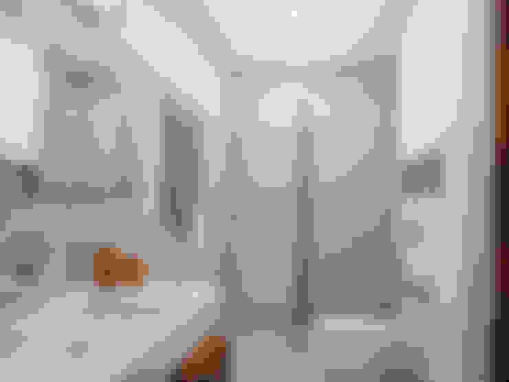 Badezimmer von Grafit Architects