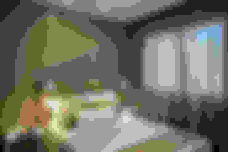 Dormitorios de estilo  por Gisele Taranto Arquitetura