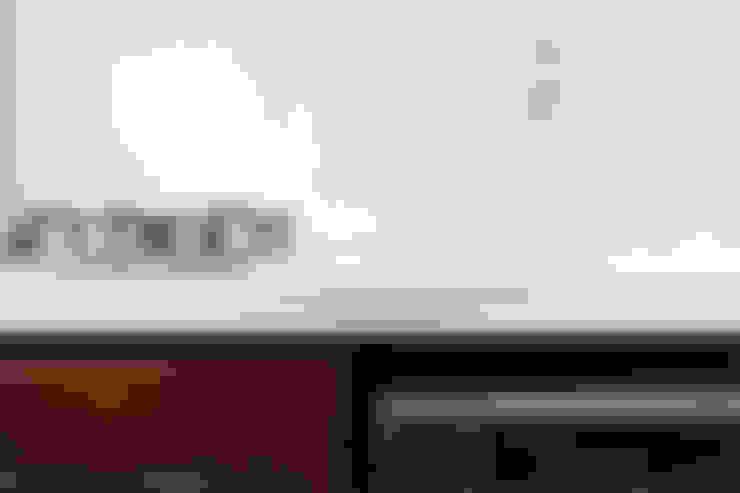 Cocinas de estilo  por Ateliê 7 arquitetura e design integrados
