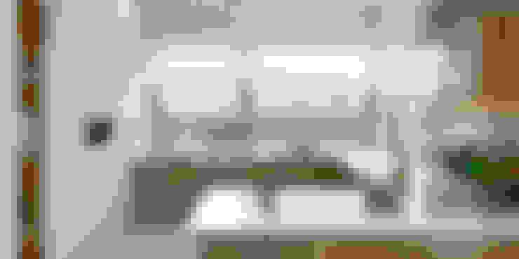 HomeKONCEPT | Projekty Domów Nowoczesnych:  tarz Mutfak