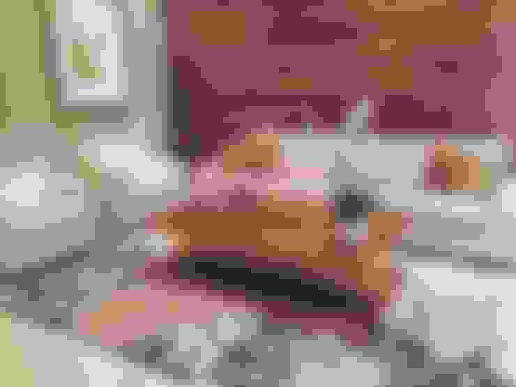 Salas / recibidores de estilo  por FLAM RUGS