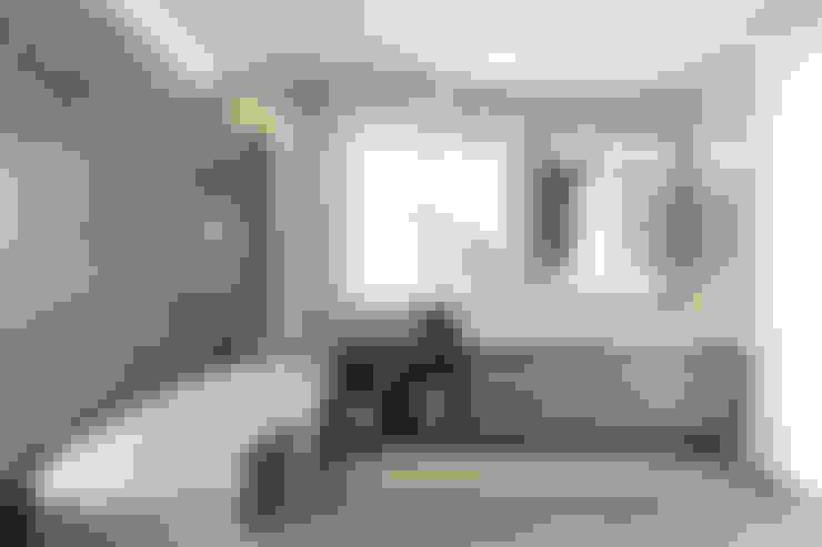 Badkamer door NG-STUDIO Interior Design