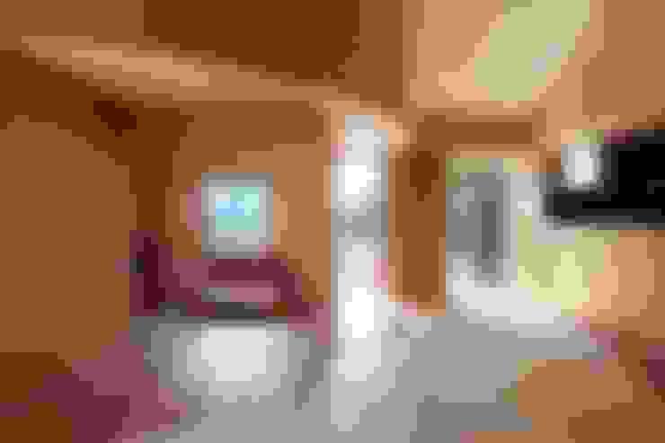 客廳 by 藤原・室 建築設計事務所