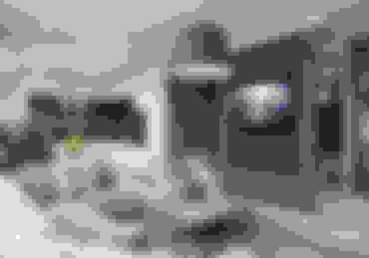 Salon de style  par Студия авторского дизайна ASHE Home