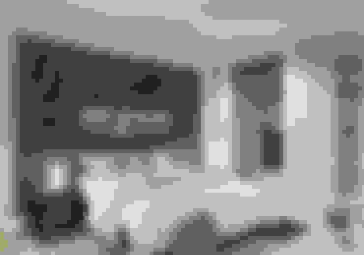 Chambre de style  par Студия авторского дизайна ASHE Home