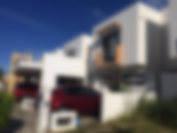 Casas de estilo  por Grupo Deyco