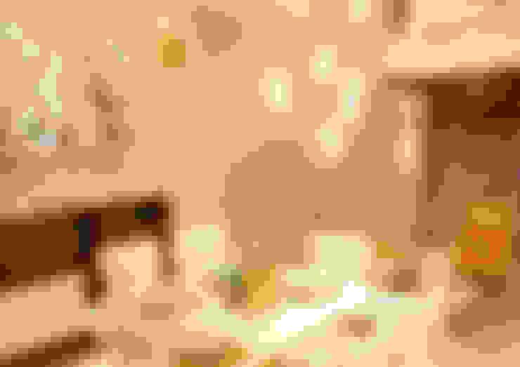 GRANCARMEN:  Dining room by Rubenius Interiors