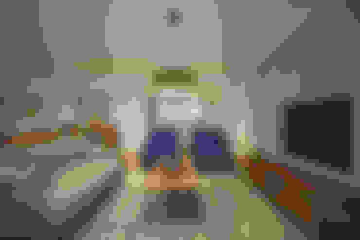 yücel partners – İ&M YILDIZ EVİ:  tarz Oturma Odası