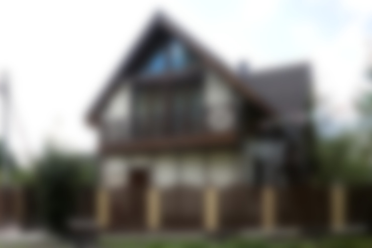 Фасад: Дома в . Автор – Бюро9 - Екатерина Ялалтынова