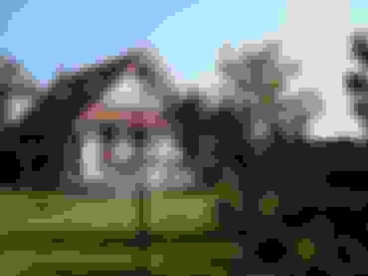 Баня на Николиной Горе: Дома в . Автор – архитектурная мастерская МАРТ