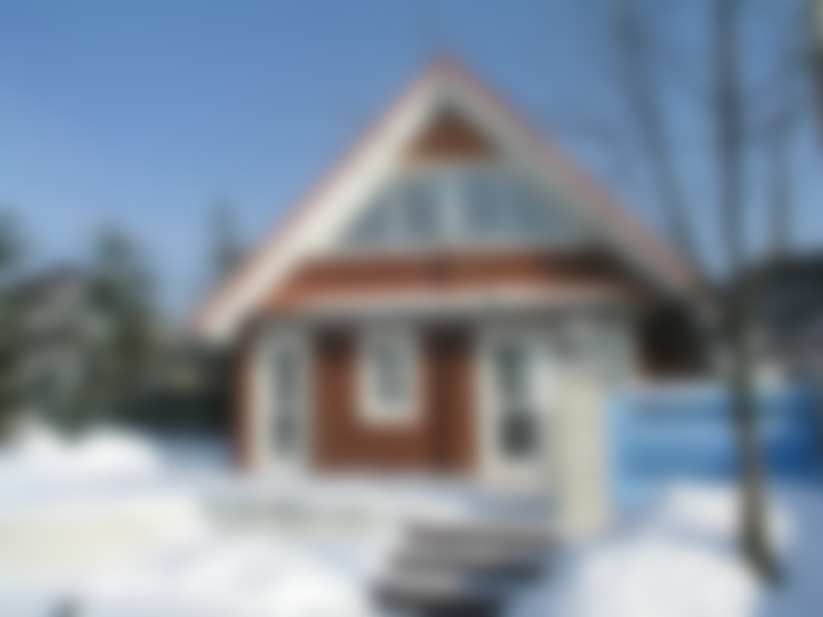 Houses by архитектурная мастерская МАРТ